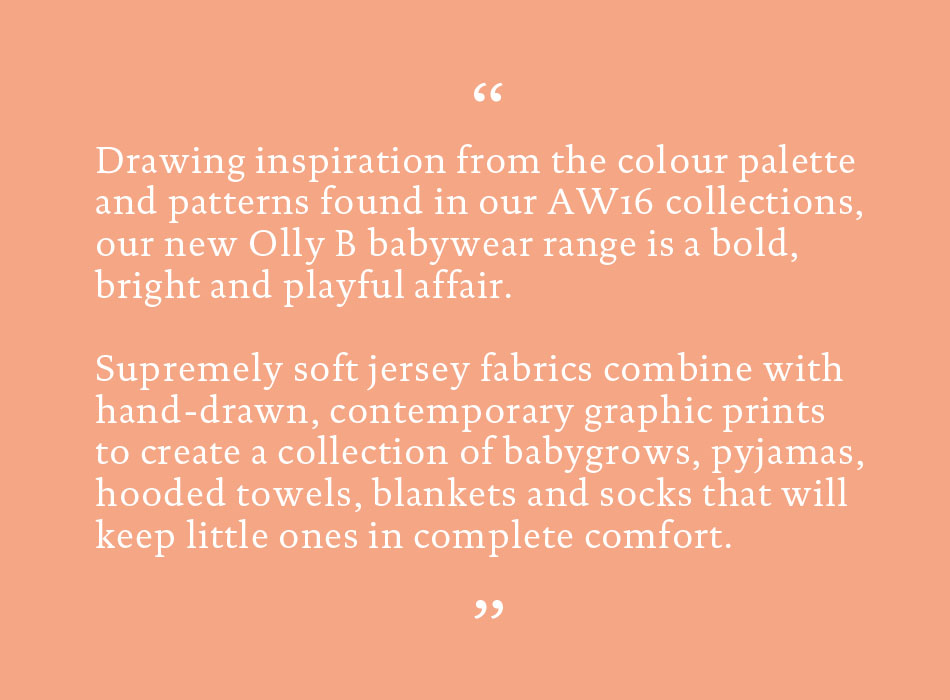 freelance copywriting work for Oliver Bonas